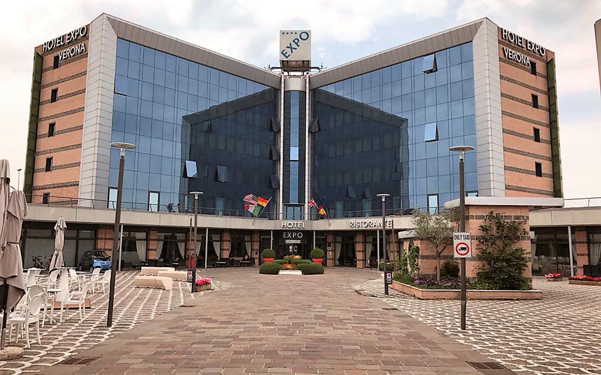 Hotel Expo Villafranca
