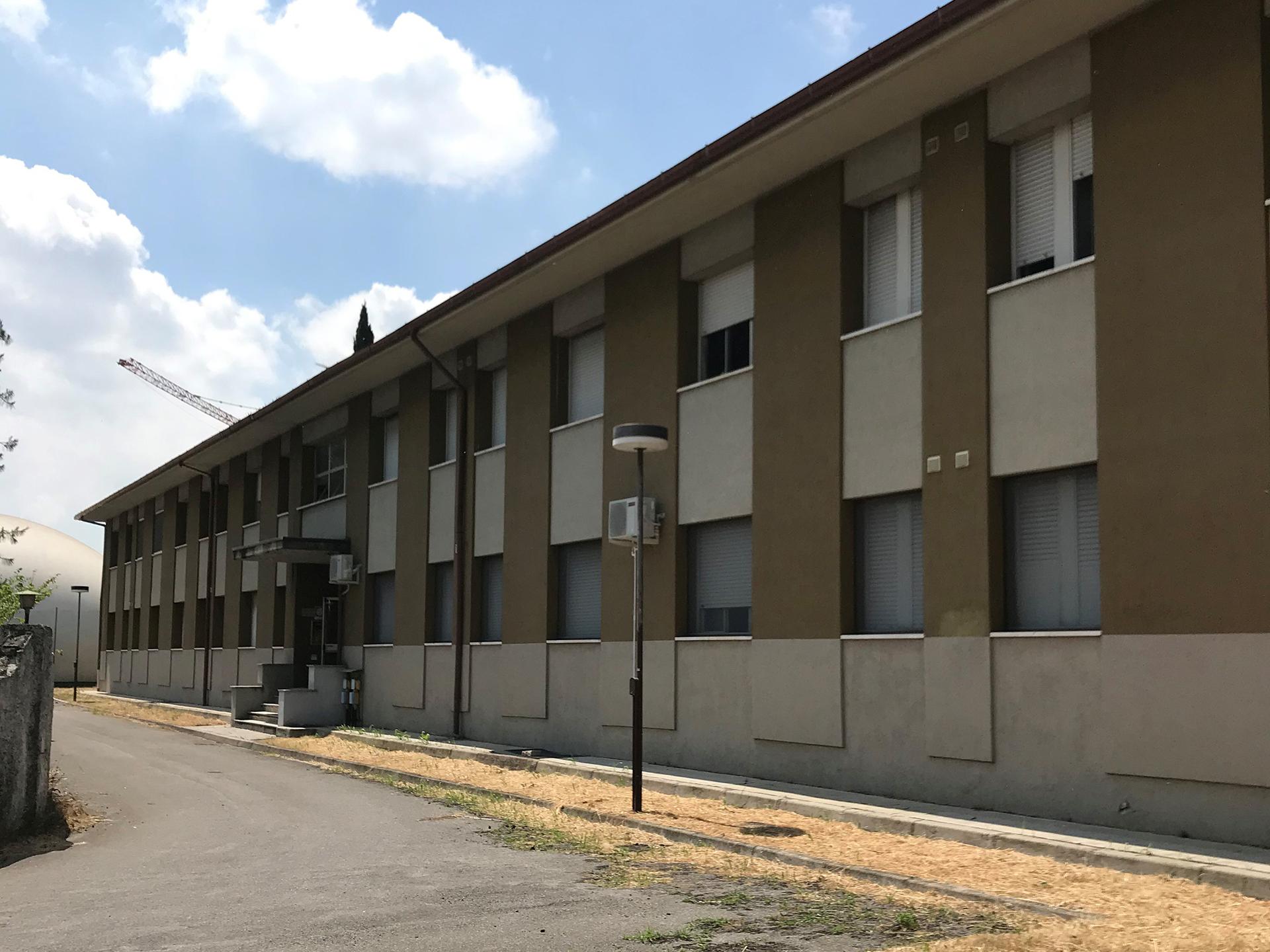 Edificio alloggi n. 28